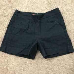 Cartonnier ANTHROPOLOGIE Women's Black Shorts